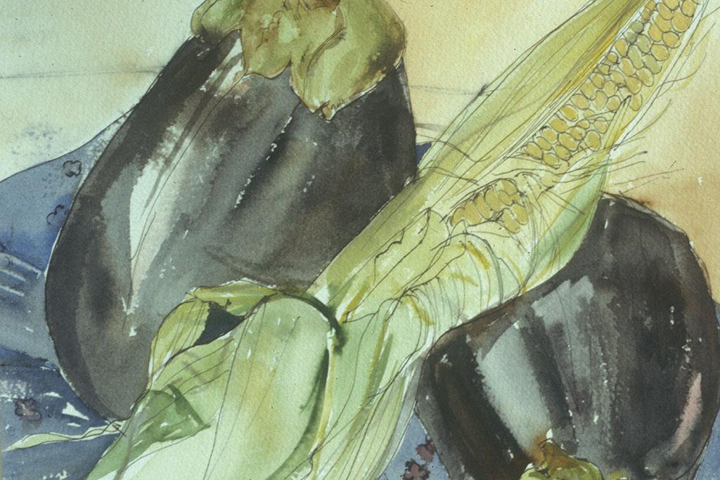 Eggplant-&-Corn-12-x-16